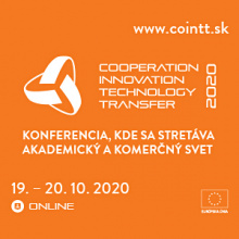 COINTT 2020 - COoperation INnovation Technology Transfer